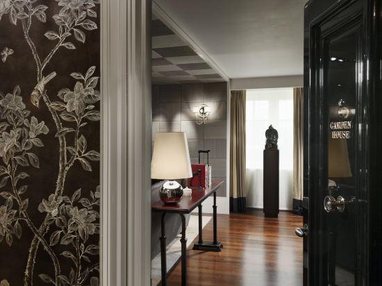 倫敦瑰麗酒店(Rosewood London)公共區域
