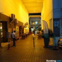 哈塔瑪絲達瑪絲廣場3號舒適一室公寓酒店預訂
