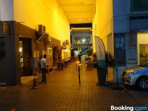 哈塔瑪絲達瑪絲廣場3號舒適一室公寓(Cosy Studio at Plaza Damas 3, Hartamas)