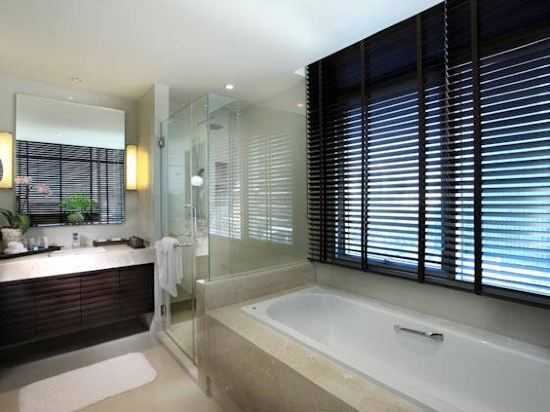 曼谷撒通維斯塔萬豪行政公寓(Sathorn Vista, Bangkok - Marriott Executive Apartments)三卧室套房