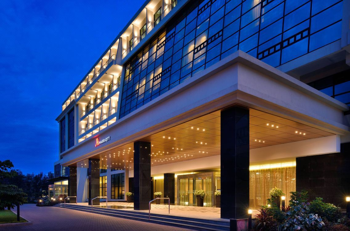 Kigali Marriott Hotel, Hotel reviews and Room rates