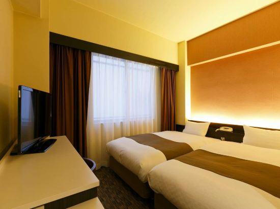 名古屋伏見勃朗峯酒店(Nagoya Fushimi Mont-Blanc Hotel)雙床房