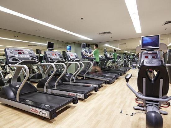 新加坡濱華大酒店(Marina Mandarin Singapore)健身房