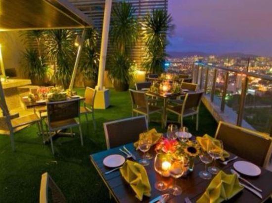 吉隆坡瑞園公寓(Swiss Garden Residences Kuala Lumpur)餐廳