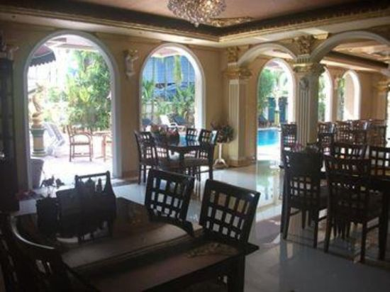 芭堤雅麗塔度假村及公寓(Rita Resort and Residence Pattaya)餐廳