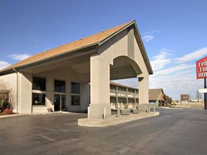 俄克拉何馬城機場紅屋頂酒店
