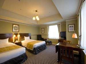 札幌蒙特利埃德爾霍夫酒店(Hotel Monterey Edelhof Sapporo)豪華轉角房