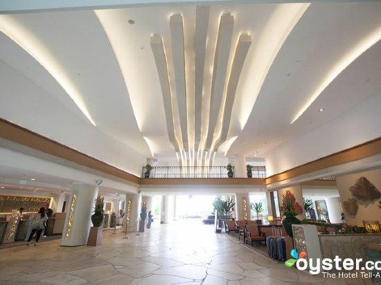 新加坡香格里拉聖淘沙度假酒店(Shangri-La's Rasa Sentosa Resort & Spa)公共區域
