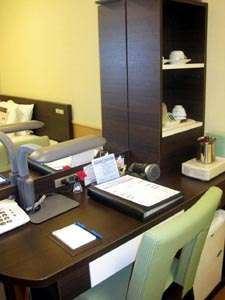 道頓堀酒店(Dotonbori Hotel)公共區域