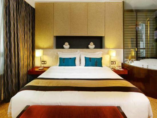 太平洋麗晶套房酒店(Pacific Regency Hotel Suites)尊貴套房