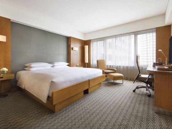 新加坡君悅大酒店(Grand Hyatt Singapore)經濟房