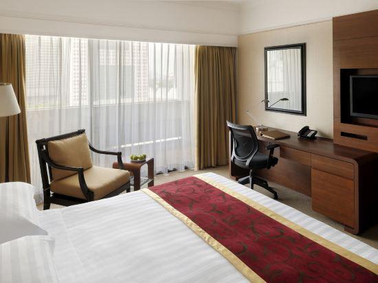 新加坡濱華大酒店(Marina Mandarin Singapore)家庭房