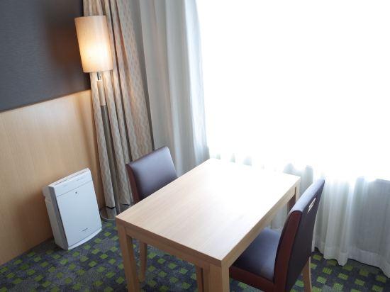 東京東急澀谷卓越大飯店(Shibuya Excel Hotel Tokyu Tokyo)標準大床房