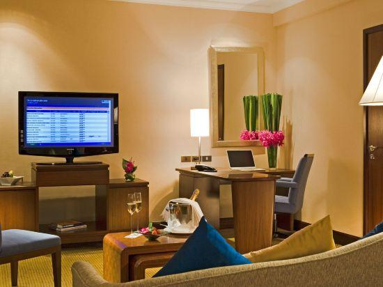 曼谷素萬那普機場諾富特酒店(Novotel Bangkok Suvarnabhumi Airport)小型套房