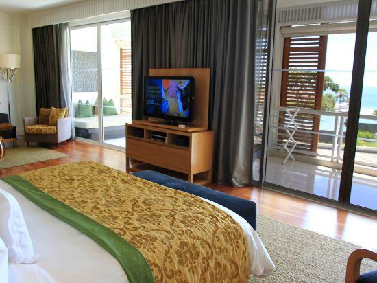 華欣洲際度假酒店(InterContinental Hua Hin Resort)經典度假特大床套房