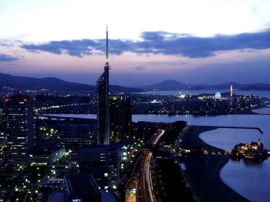 福岡海鷹希爾頓酒店(Hilton Fukuoka Sea Hawk)甄選豪華三人房