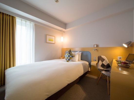 札幌三位神大酒店(Hotel Resol Trinity Sapporo)小型大床房