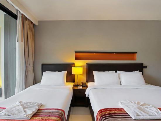 塞雷妮蒂華欣酒店(The Serenity Hua Hin)豪華三人房