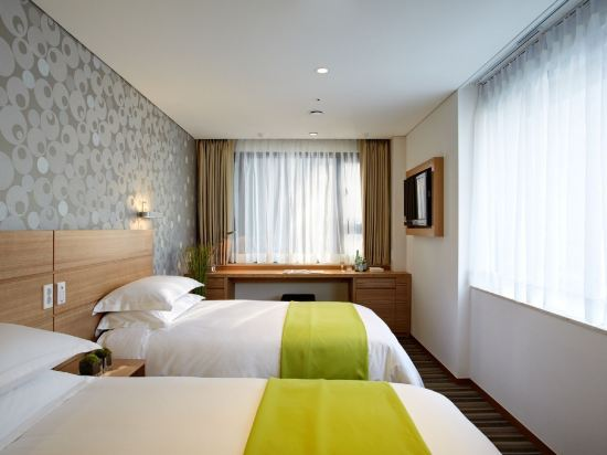 九棵樹酒店(Nine Tree Hotel Myeongdong)標準雙床房
