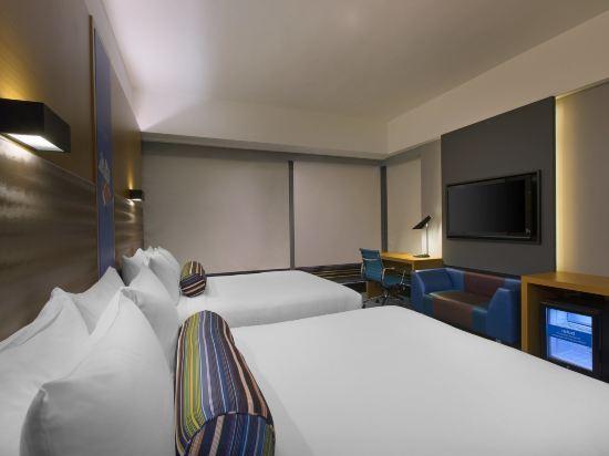 吉隆坡中環廣場雅樂軒酒店(Aloft Kuala Lumpur Sentral)樂軒房