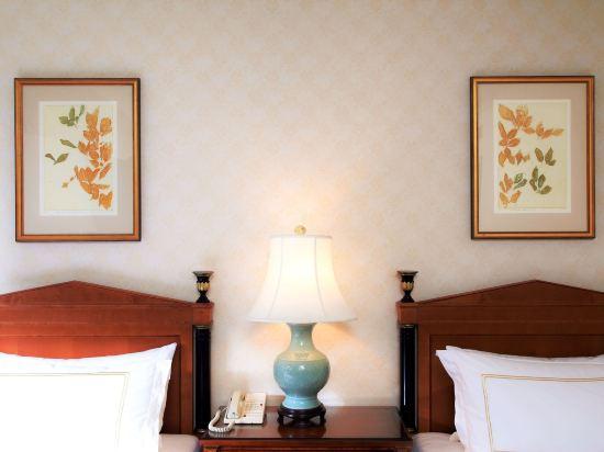 東京椿山莊大酒店(Hotel Chinzanso Tokyo)園景至尊雙床房