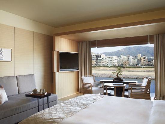 京都麗思卡爾頓酒店(The Ritz-Carlton Kyoto)奢華客房