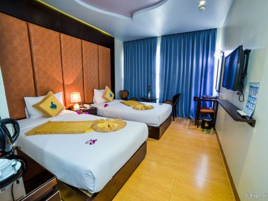 峴港國王手指酒店(King's Finger Hotel Da Nang)豪華雙床房