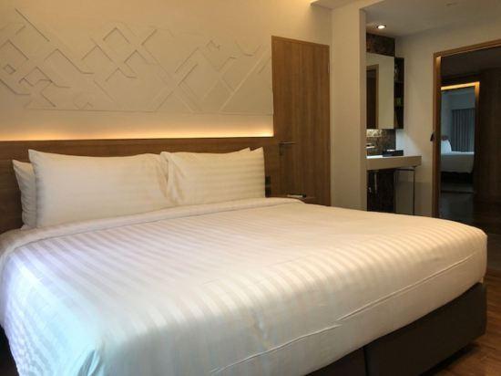 曼谷維拉酒店(Vela Hotel Bangkok)維拉陽台房