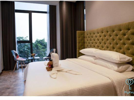 吉隆坡星匯公寓式酒店(Expressionz Professional Suites by MyKey Global)甄選套房