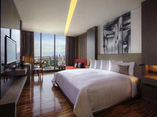 曼谷索菲特特色酒店(SO Sofitel Bangkok)俱樂部房