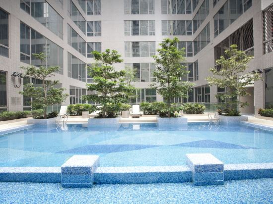 香港荃灣帝盛酒店(Dorsett Tsuen Wan)健身娛樂設施