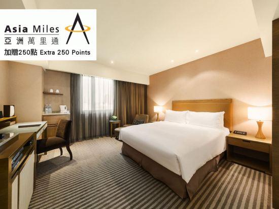 台北馥敦飯店-復南館(Taipei Fullerton Hotel South)行政客房