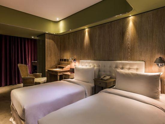 台北薆悅酒店(Inhouse Hotel)豪華房