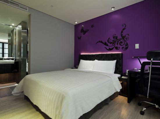 富驛時尚酒店-台北南京東路館(FX Hotel (Taipei Nanjing East Road))舒適客房(無窗)