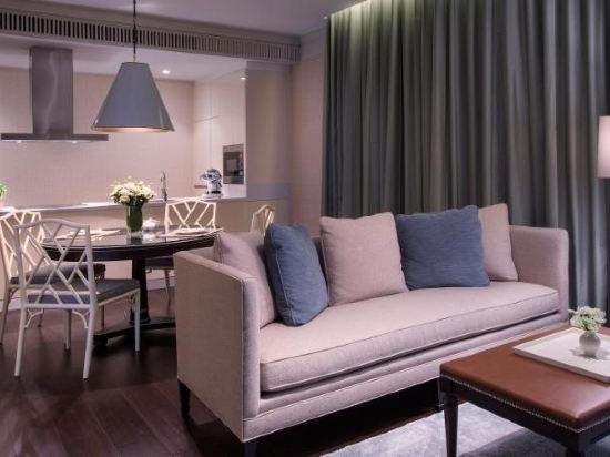 曼谷東方酒店(Oriental Residence Bangkok)一卧室城景套房