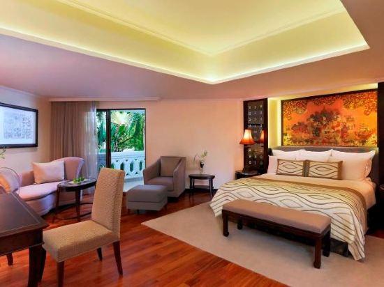 曼谷河畔安納塔拉度假酒店(Anantara Riverside Bangkok Resort)豪華小套房