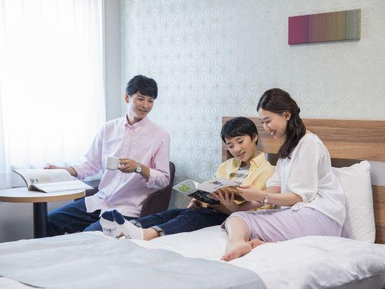 大阪心齋橋舒適酒店(Comfort Hotel Osaka Shinsaibashi)經濟雙床房