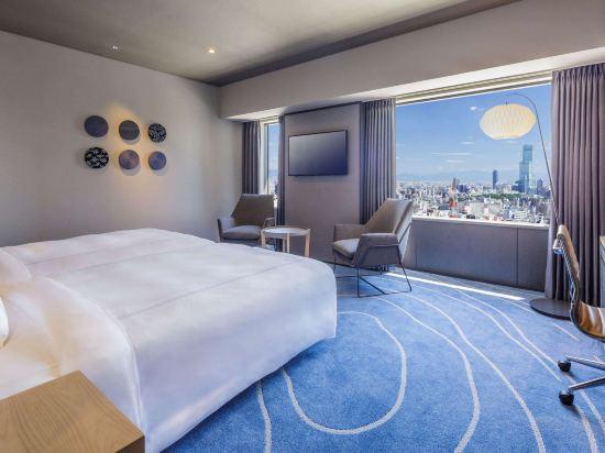 大阪南海瑞士酒店(Swissotel Nankai Osaka)瑞士精選雙床房