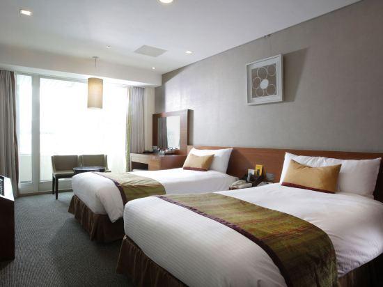 明洞PJ酒店(Hotel PJ Myeongdong)標準雙床房