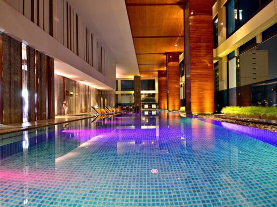 曼谷拉差阿帕森購物區萬麗酒店(Renaissance Bangkok Ratchaprasong Hotel)健身娛樂設施