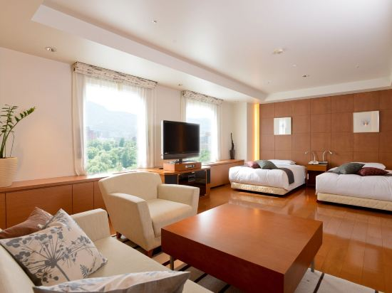 札幌公園飯店(Sapporo Park Hotel)行政樓層皇家雙床房