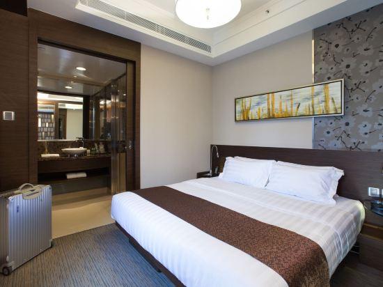 香港九龍珀麗酒店(Rosedale Hotel Kowloon)行政套房