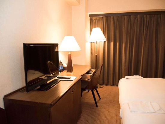 名古屋貝斯特韋斯特酒店(Best Western Hotel Nagoya)好萊塢豪華雙床房