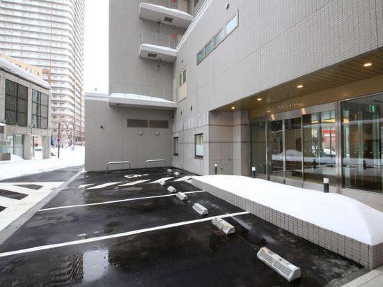 Vessel Inn酒店-札幌中島公園(Vessel Inn Sapporo Nakajima Park)外觀