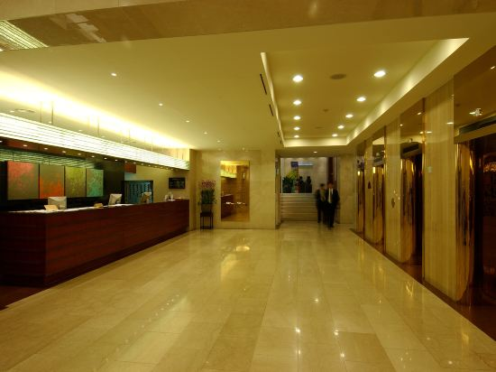 總統酒店(Hotel President)公共區域