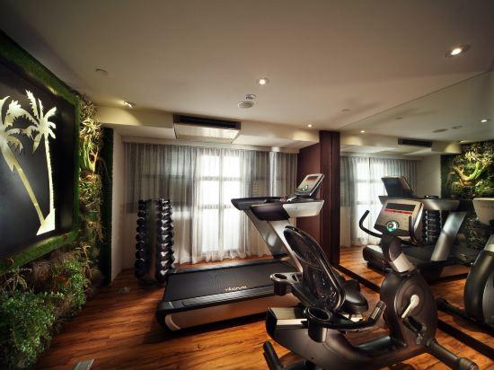 新加坡客來福酒店惹蘭蘇丹33號(Hotel Clover 33 Jalan Sultan Singapore)健身娛樂設施