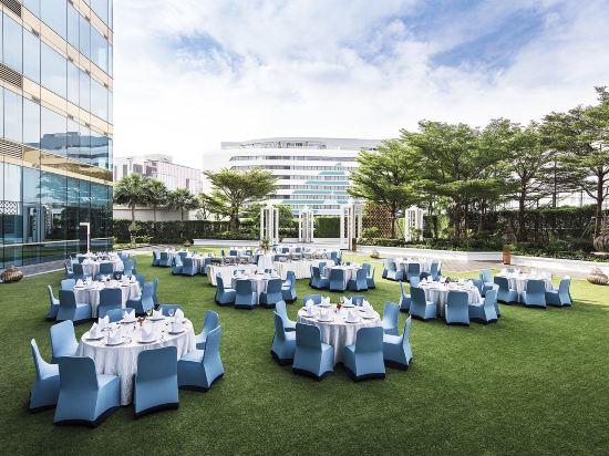 曼谷素坤逸航站 21 中心酒店(Grande Centre Point Hotel Terminal21)餐廳