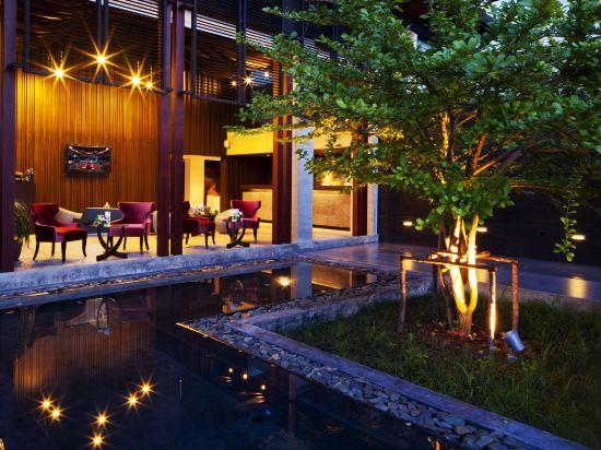 塞雷妮蒂華欣酒店(The Serenity Hua Hin)公共區域