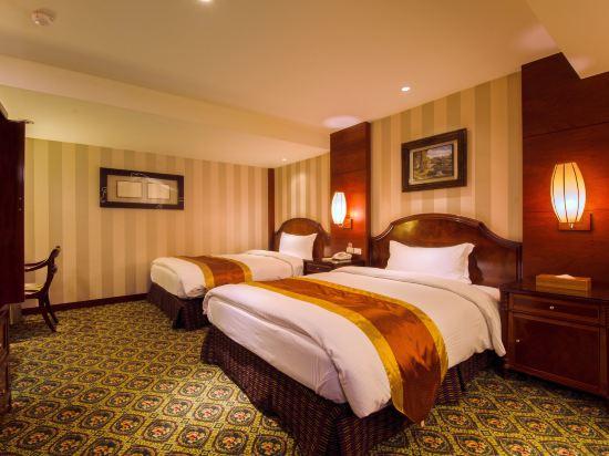 台北唯客樂飯店(Capital Waikoloa Hotel)家庭房
