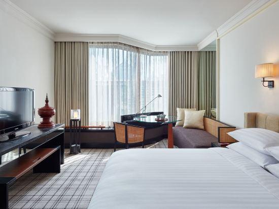 曼谷愛侶灣君悅酒店(Grand Hyatt Erawan Bangkok)君悅房
